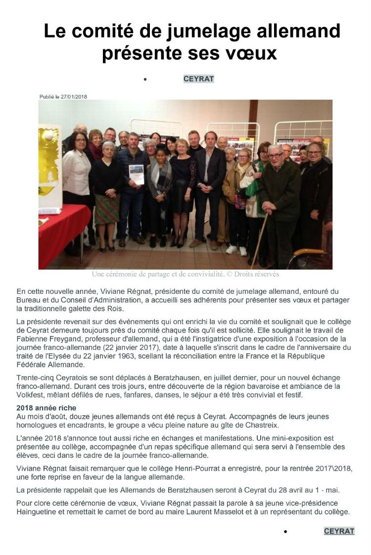 Revue de presse 2018 for Revue de www houseplans com